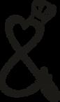 Logo Raw&Savage Chef Negro.png