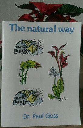 The Natural Way  (color brochure)