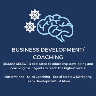 Business Development/Coaching