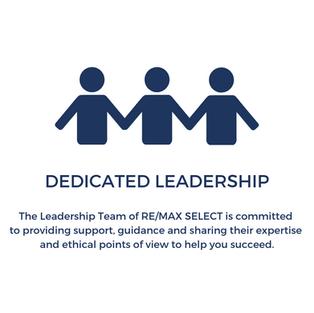 Dedicated Leadership