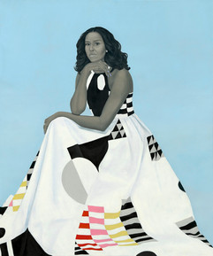 Michelle Obama by Amy Sherald