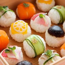 野菜の手まり寿司.jpg