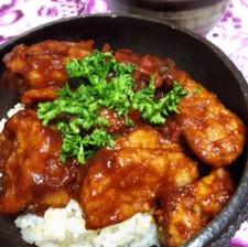 ベジミートの鶏チリソース風.jpg