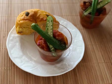 ラタトゥィユ〜夏野菜の一番美味しい食べ方