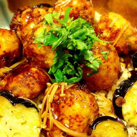 お野菜と豆腐とおからのつくね丼.jpg