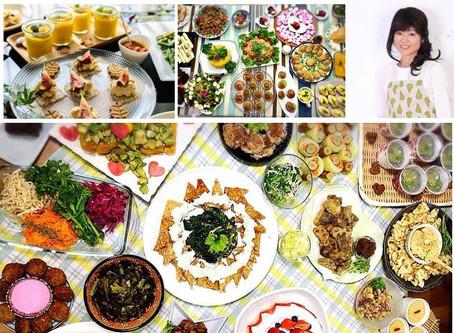 4/7開催!春らんまん日本の伝統食材でヴィーガンパーティ🌸