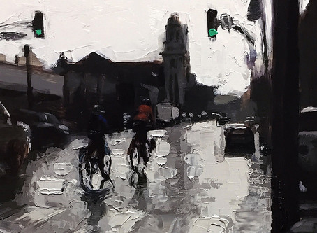 Realism from a San Francisco Painter