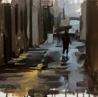 Chinatown Alley Study