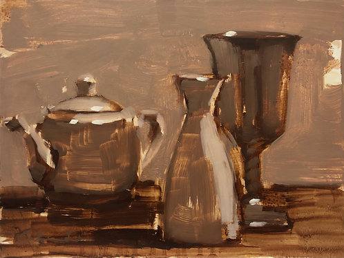 Still Life with Teapot 2