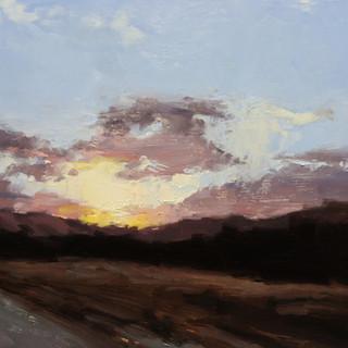 Ren Faire Sunset