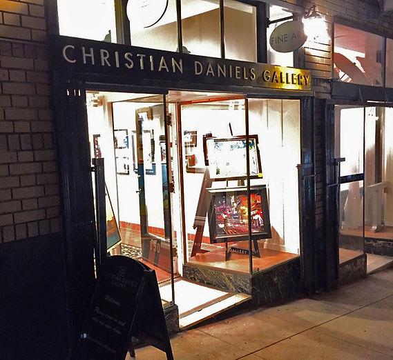 Calvin Lai | Fine Art Oil Painting | Christian Daniels Gallery