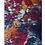 Thumbnail: Foliage Contemporary Modern Abstract Area Rug