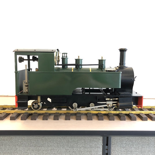 1:19 'SUPERIOR' 0-6-2T, Live Steam, Open Box