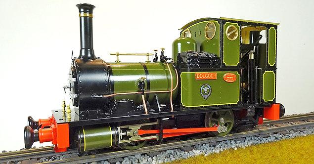 S19-32A 'Dolgoch' 0-4-0T, TR Green, Live Steam, 32mm Gauge