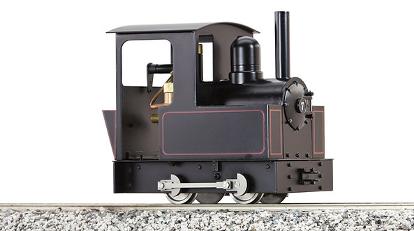 AC77-101 Dora 0-4-0, Live Steam