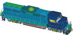 GP60 3D