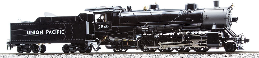 AST-103-2R USRA LIGHT MIKADO 2-8-2, UNION PACIFIC RAILROAD,RTR
