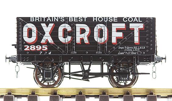 R32-1HX Plank Wagon - 'Oxcroft', 1 car