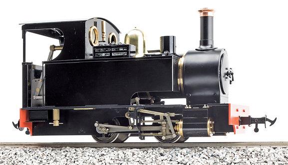 S19-30B Talgarth 0-4-0T, BLACK, LIVE STEAM
