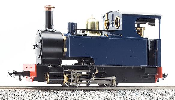 S19-30BU Talgarth 0-4-0T, Blue, Live Steam