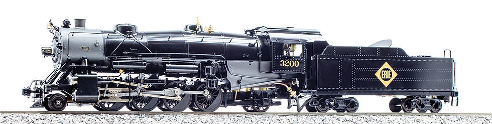 AST-105-2K USRA HEAVY MIKADO 2-8-2, ERIE RAILROAD, KIT