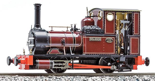 S19-33C 'Dolgoch' 0-4-0T, TR Red, Live Steam, 45mm Gauge