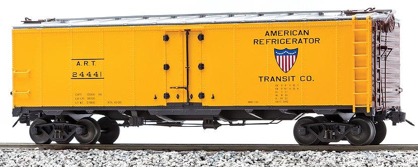 AM32-518X PFE Reefer -American Refrigerator Transit (ART Reporting Marks), 1 car