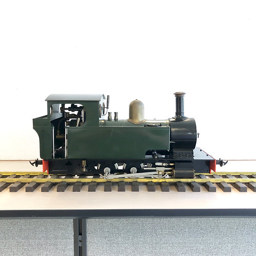 1:19 LAWLEY 0-6-0 Green, Live Steam, Open Box