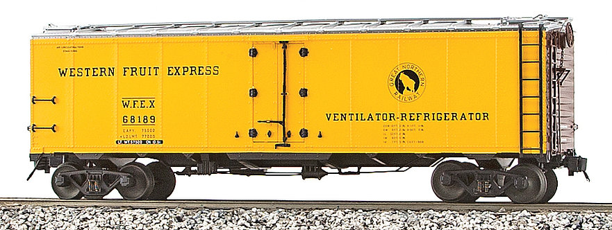 AM32-511X PFE Reefer - Great Northern (Western Fruit Express) 1 car