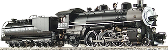 Accucraft - Southern Pacific P-8 Class 4-6-2 (1:32)