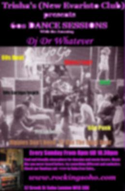 60s dance session DJ Dr Whatever