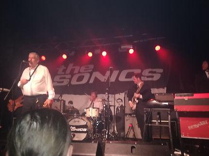 The Sonics London
