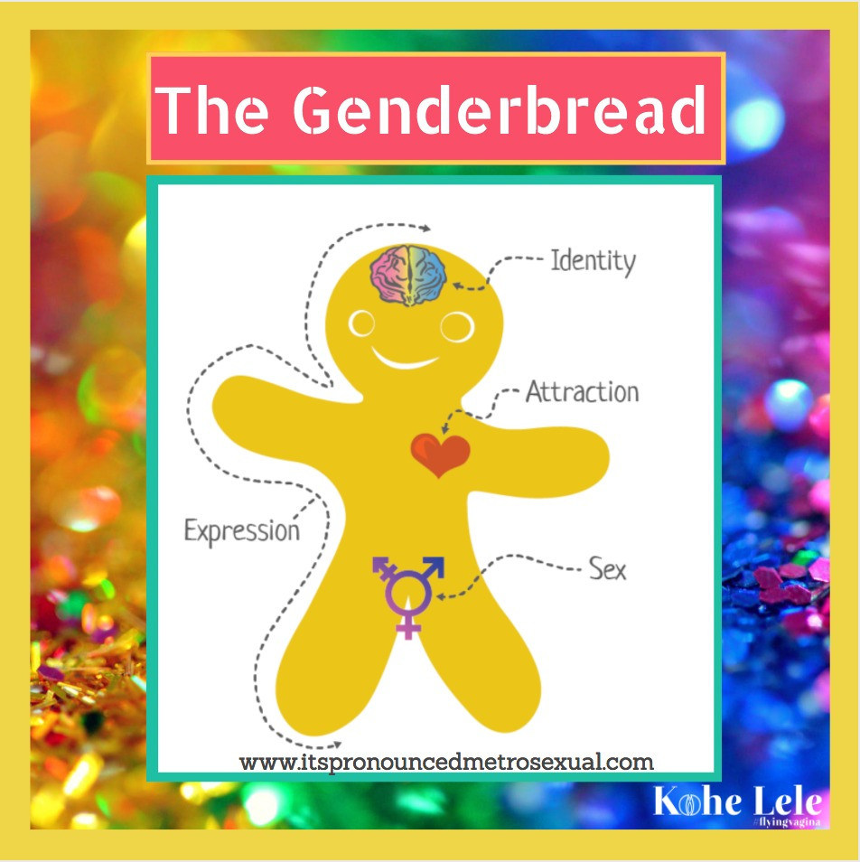 the genderbread