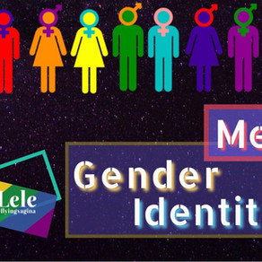 All about gender identity🌈
