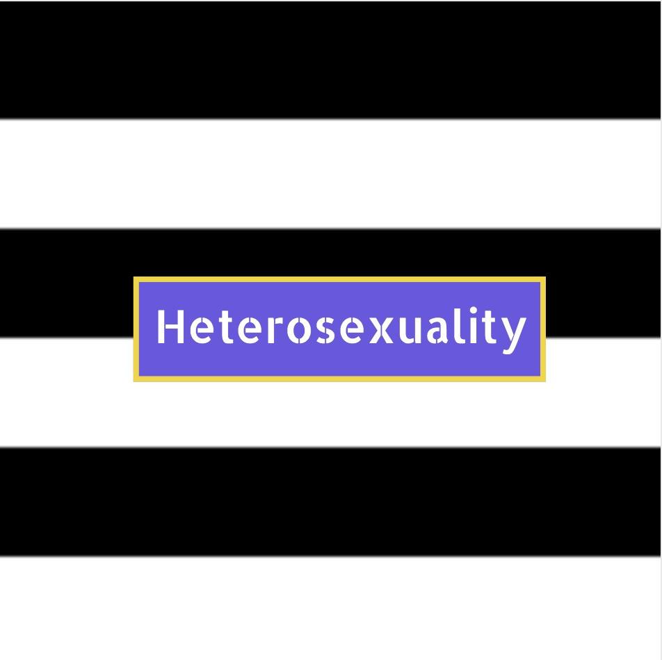 Heterosexuality flag