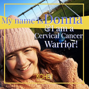 Interview with a Cervical Cancer Hero