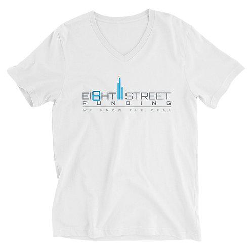 Ei8ht Street  V-Neck T-Shirt