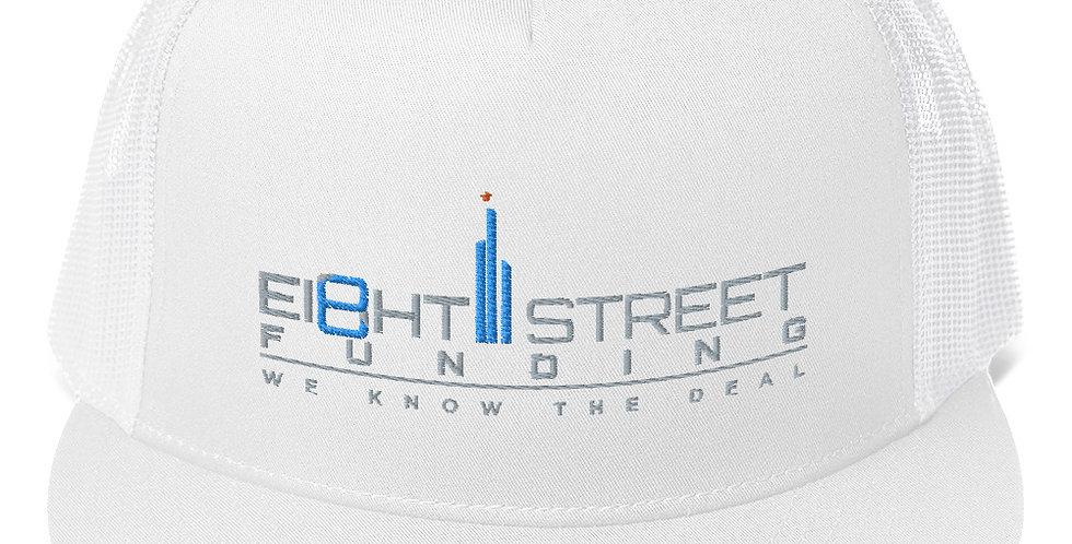 Ei8ht Street Trucker Cap