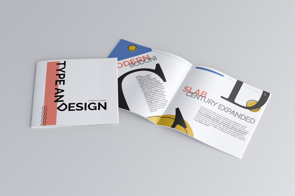 Type and Design Study
