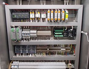 SCADA, telemetry, automation control panel