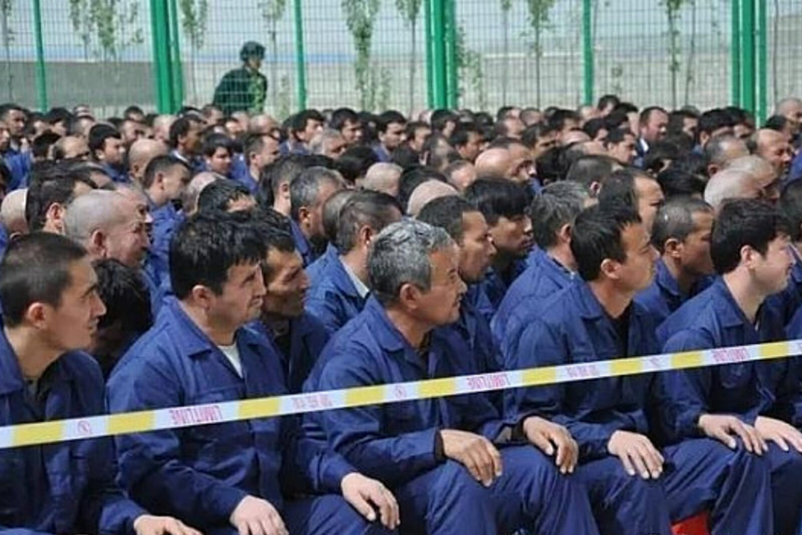 Chinese prison labour goods | Global Legal Action Network