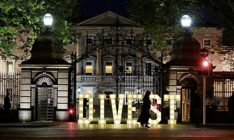 New bill will make Ireland the first country in the world to divest from fossil fuel assets