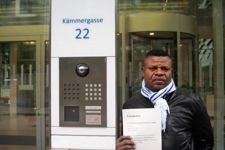 DRC communities' land rights case submitted to Development Bank's independent complaints procedure