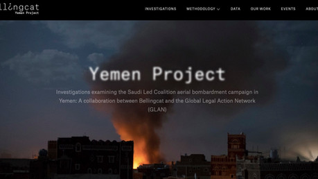 Launch of the 'Yemen Project': Open source investigations into Saudi-led Yemen airstrikes