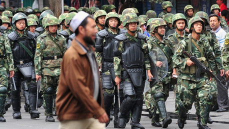 Legal opinion concludes that treatment of Uyghurs amounts to crimes against humanity and genocide.