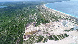 Call for international mission over US developers luxury residences & golf course on Barbuda wetland