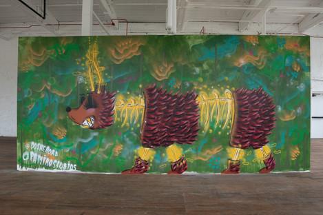 Charlotte, NC, 2019 By Ramiro Davaro-Comas For Talking Walls Mural Festival
