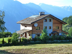 Chalet Grand Loup Exterior