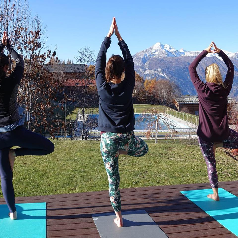 Luxury Alpine Yoga