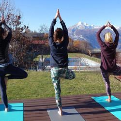 Luxury Alpine Yoga
